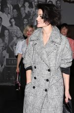 JAIMIE ALEXANDER out for Diner at Catch LA in West Hollywood 11/25/2017