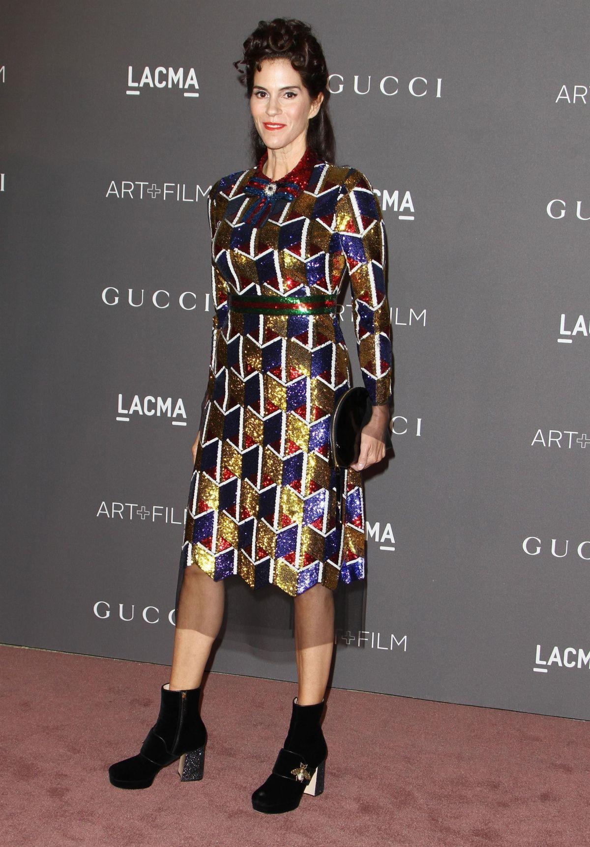 JAMI GERTZ at 2017 LACMA Art + Film Gala in Los Angeles 11 ...