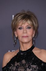 JANE FONDA at 2017 LACMA Art + Film Gala in Los Angeles 11/04/2017