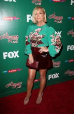 JANE KRAKOWSKI at A Christmas Story Live! Lighting Event in Los Angeles 11/24/2017