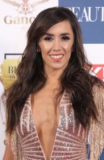 JANETTE MANRARA at OK! Magazine Beauty Awards in London 11/28/2017
