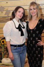 JANUARY JONES at Bollare Holiday Harvest x Timberland Fall Style Event in Beverly Hills 11/14/2017