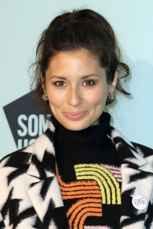 JASMINE HEMSLEY at Skate at Somerset House VIP Launch Party in London 11/14/2017