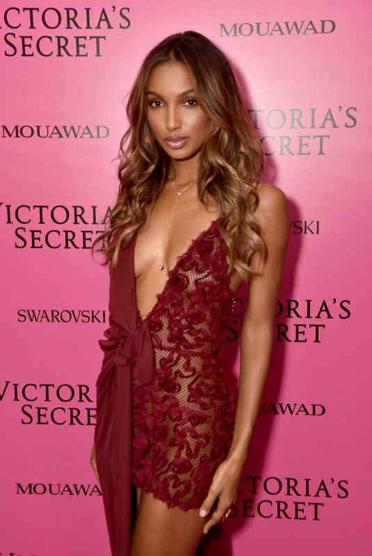 JASMINE TOOKES at 2017 VS Fashion Show After Party in Shanghai 11/20/2017
