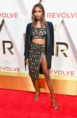 JASMINE TOOKES at #revolveawards in Hollywood 11/02/2017