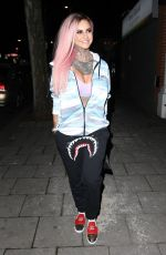 JEMMA LUCY at Essex House152 in Chingford 11/24/2017