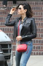 JENNA DEWAN Out and About in Studio City 10/31/2017