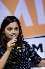 JENNA LOUISE COLMEAN at Comic-con in Madrid 11/11/2017
