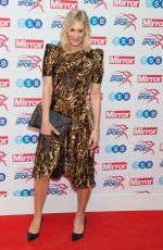 JENNI FALCONER at Pride of Sport Awards in London 11/22/2017