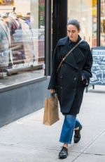 JENNIFER CONNELLY Out in New York 11/07/2017