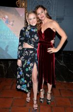 JENNIFER GARNER and MAIKA MONROE at The Tribes of Palos Verdes Premiere in Los Angeles 11/17/2017