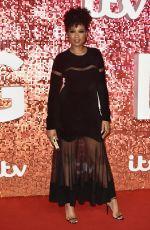 JENNIFER HUDSON at ITV Gala Ball in London 11/09/2017