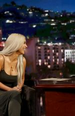 JENNIFER LAWRENCE and KIM KARDASHIAN at Guest Hosting Jimmy Kimmel Live in Los Angeles 11/02/2017