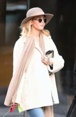JENNIFER LAWRENCE Out with Her Dog in New York 11/25/2017