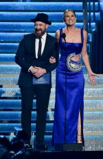 JENNIFER NETTLES at 51st Annual CMA Awards in Nashville 11/08/2017