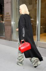 JENNY MCCARTHY Out and About in New York 10/30/2017