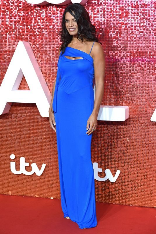 JENNY POWELL at ITV Gala Ball in London 11/09/2017