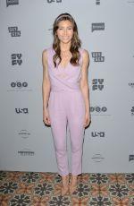 JESSICA BIEL at NBC/Universal