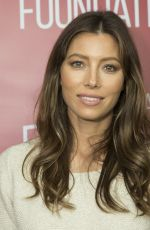 JESSICA BIEL at Sag-Aftra Foundation Patron of the Artists Awards in Beverly Hills 11/09/2017