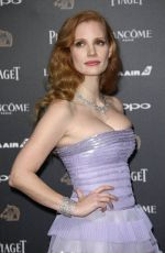 JESSICA CHASTAIN at Golden Horse Awards in Taipei 11/25/2017