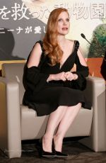 JESSICA CHASTAIN at The Zookeeper