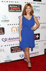 JESSICA GARDNER at Broken Memories Premiere in Los Angeles 11/14/2017