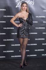 JESSICA GOICOECHEA at 25th Calzedonia Anniversary Party in Madrid 11/23/2017