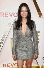 JESSICA GOMES at #revolveawards in Hollywood 11/02/2017