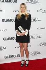 JESSICA HART at Glamour Women of the Year Summit in New York 11/13/2017