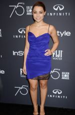 JESSICA PARKER KENNEDY at HFPA & Instyle Celebrate 75th Anniversary of the Golden Globes in Los Angeles 11/15/2017