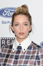 JESSICA ROTHE at 6th Annual Reel Stories, Real Lives Benefiting Mptf in Los Angeles 11/02/2017