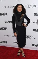 JESSICA SULA at Glamour Women of the Year Summit in New York 11/13/2017
