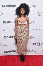 JESSICA WILLIAMS at Glamour Women of the Year Summit in New York 11/13/2017