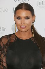 JESSICA WRIGHT at Chain of Hope Gala in London 11/17/2017