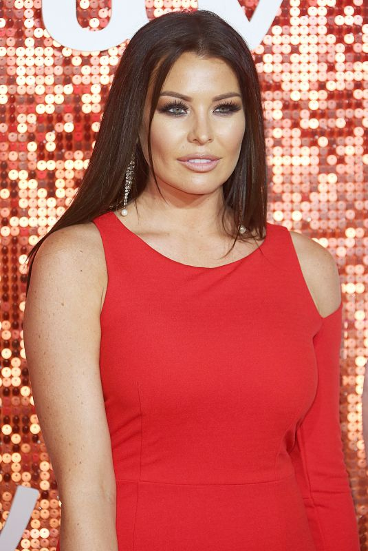 JESSICA WRIGHT at ITV Gala Ball in London 11/09/2017