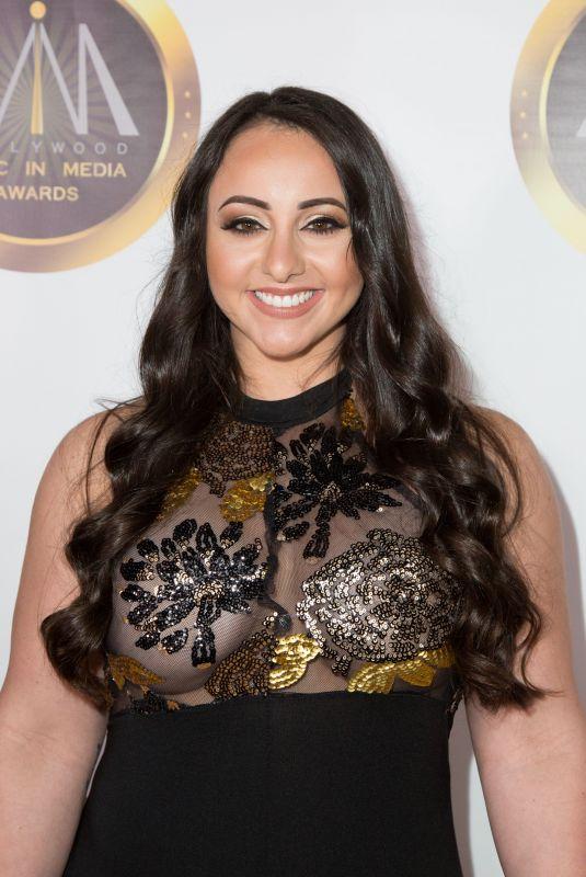 JESSLEE at 2017 Hollywood Music in Media Award in Los Angeles 11/17/2017