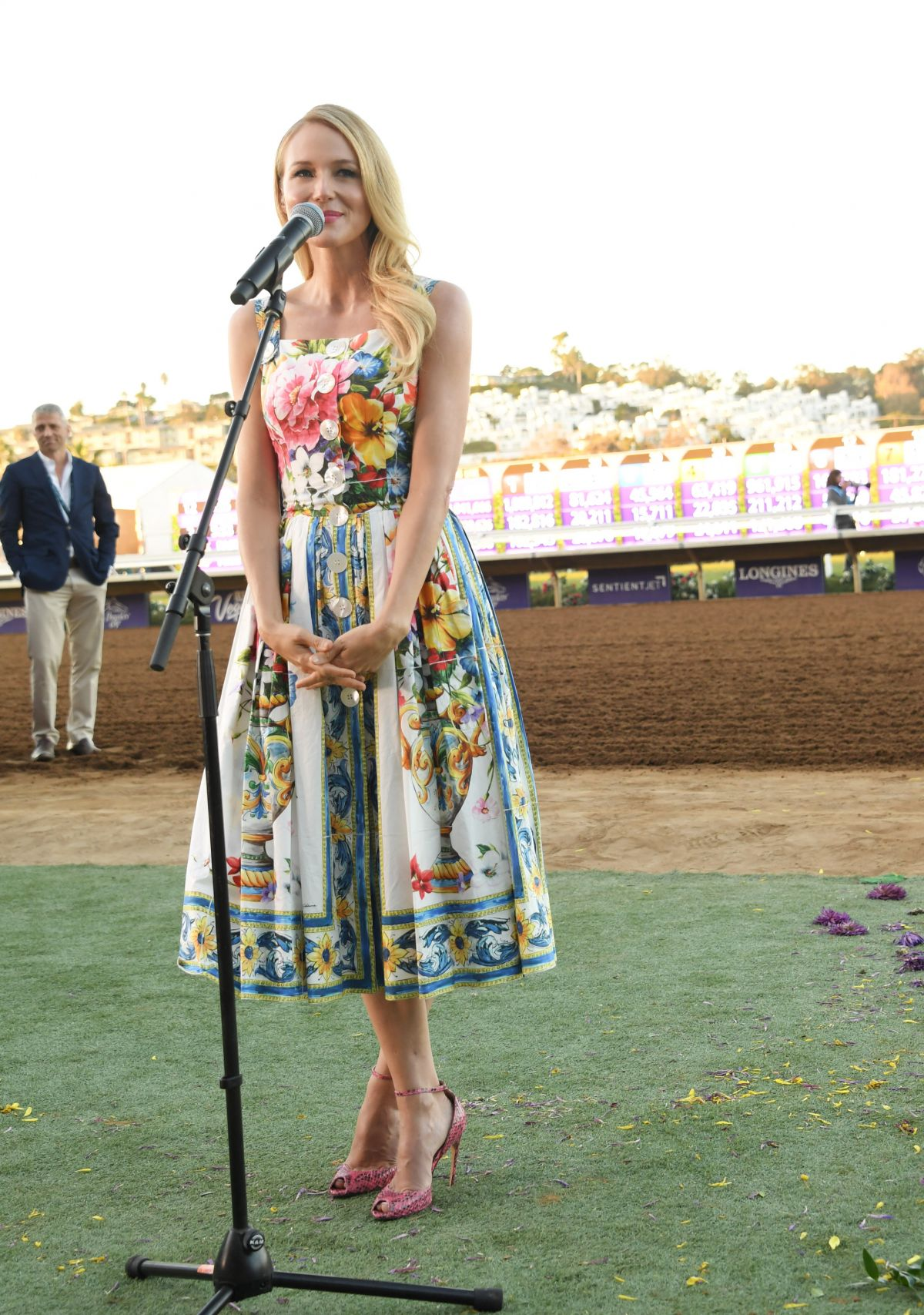 Jewel Kilcher At 2017 Breeders Cup World Championships In