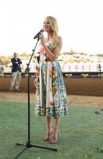 JEWEL KILCHER at 2017 Breeders Cup World Championships in Del Mar 11/04/2017