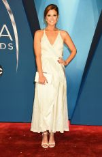 JOANNA GARCIA at 51st Annual CMA Awards in Nashville 11/08/2017