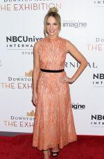 JOANNE FROGGATT at Downton Abbey: The Exhibition in New York 11/17/2017