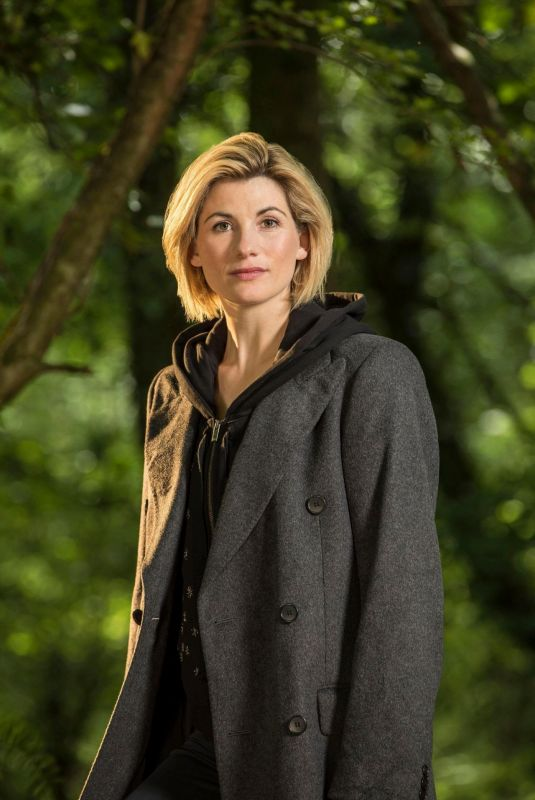 JODIE WHITTAKER - Doctor Who, 2017 Promos