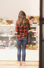 JORDANA BRESTER Shopping Dome Sweets in Los Angeles 11/27/2017