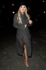 JORGIE PORTER at Boutique Babez Fashion Range at Be Impossible Launch in Manchester 11/18/2017