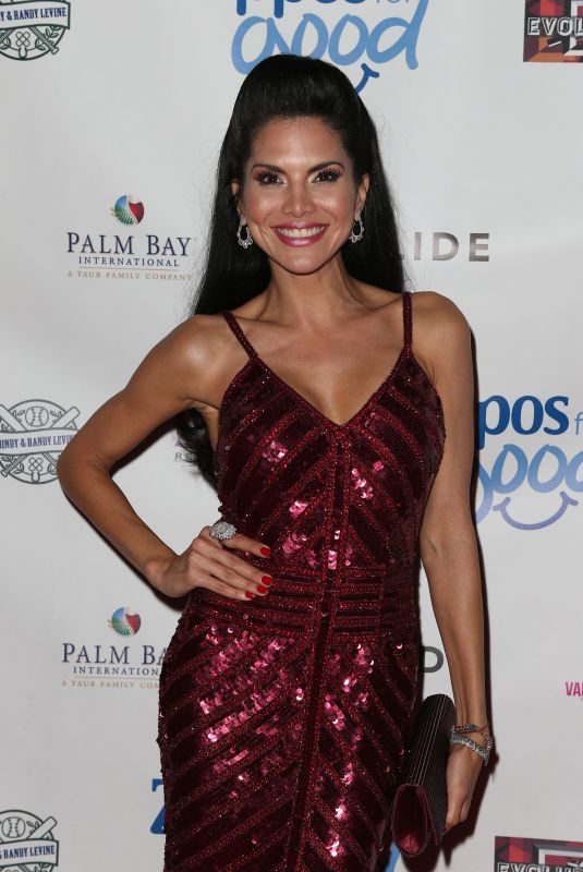 JOYCE GIRAUD at 2nd Annual Vanderpump Dog Foundation Gala in Los Angeles 11/09/2017
