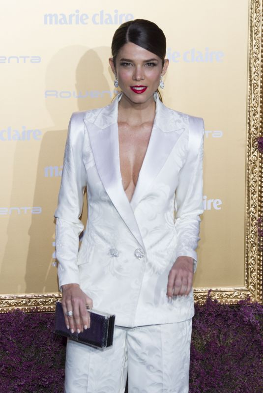 JUANA ACOSTA at Marie Claire Prix De La Moda Awards in Madrid 11/07/2017