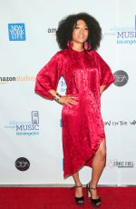JUDITH HILL at Education Through Music Los Angeles Gala 11/29/2017