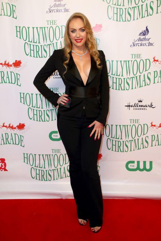 JULIA ARA at 86th Annual Hollywood Christmas Parade in Los Angeles 11/26/2017