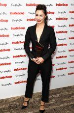 JULIA GOULDING at Inside Soap Awards 2017 in London 11/06/2017