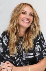 JULIA ROBERTS at Wonder Press Conference at Langham Hotel 11/05/2017