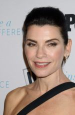 JULIANNA MARGUILES at Inspire a Difference Honors in New York 11/02/2017
